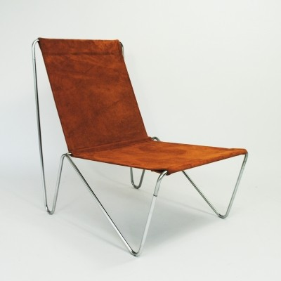 Bachelor lounge chair from the fifties by Verner Panton for Fritz Hansen