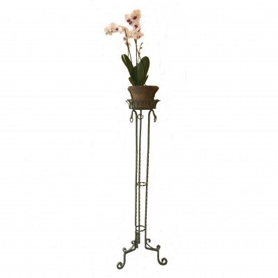 Wrought Iron plant holder, 1960s