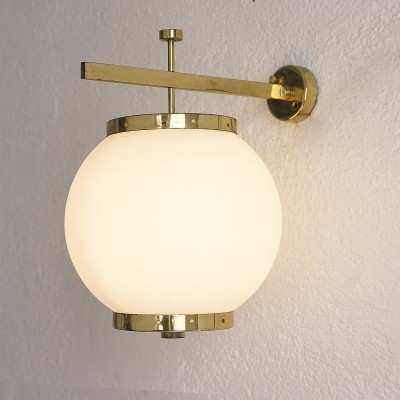 Italian wall light, 1950s