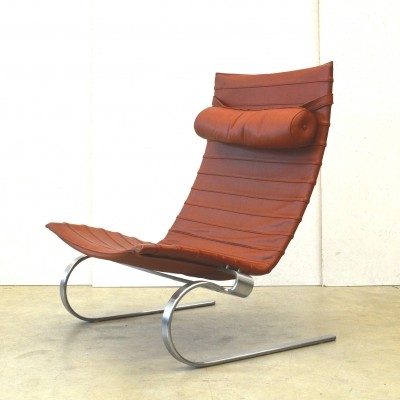 PK20 lounge chair by Poul Kjærholm for Fritz Hansen, 1990s