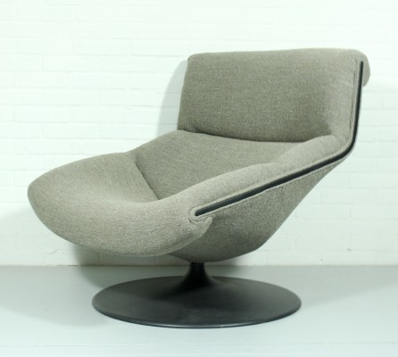 F520 lounge chair from the seventies by Geoffrey Harcourt for Artifort