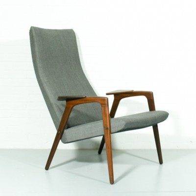 Lounge chair by Yngve Ekström for Pastoe, 1950s