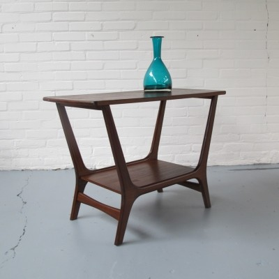 Side table from the sixties by Louis van Teeffelen for Wébé