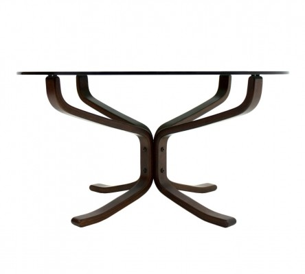 Falcon side table from the sixties by Sigurd Resell for Vatne Møbler