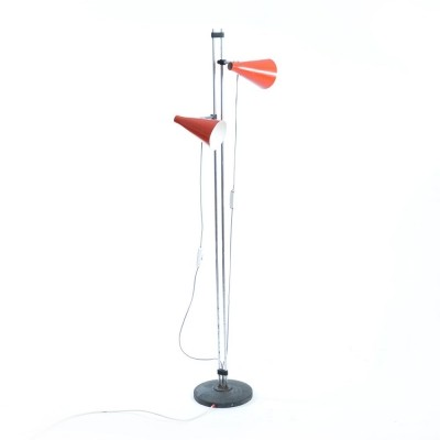 Floor lamp from the sixties by unknown designer for Lidokov