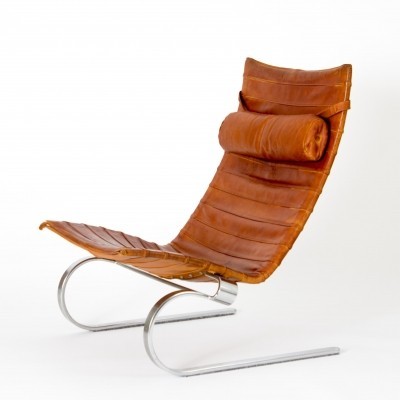 Poul Kjaerholm PK20 easy chair, early version