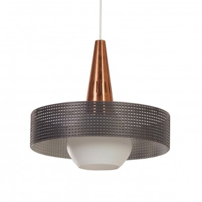 Perforated Vintage Pendant – 1960s