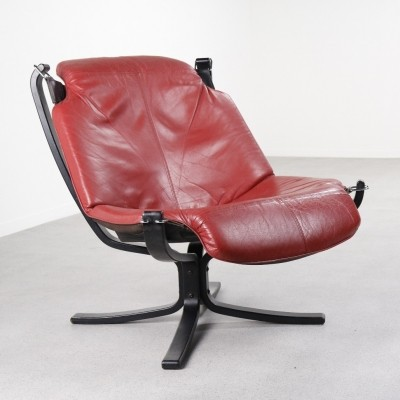 Falcon lounge chair from the seventies by Sigurd Ressell for Vatne Møbler