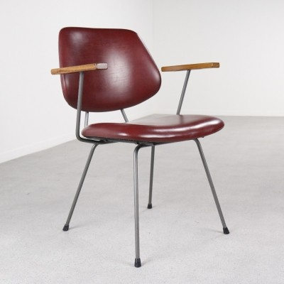 Dinner chair from the fifties by Wim Rietveld for Kembo