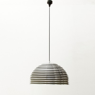 2 x Saturno hanging lamp by Kazuo Motozawa for Staff, 1970s