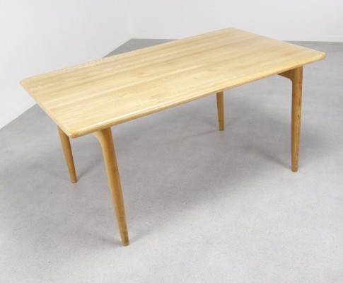 model no 9 dining table by niels o mller for j l mller 1960s