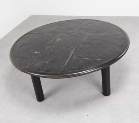 Coffee table from the eighties by Paul Kingma for Paul Kingma