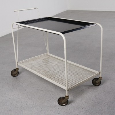 Serving trolley by Mathieu Mategot for Artimeta, 1950s