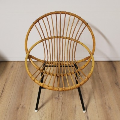 Rohé Noordwolde lounge chair, 1950s