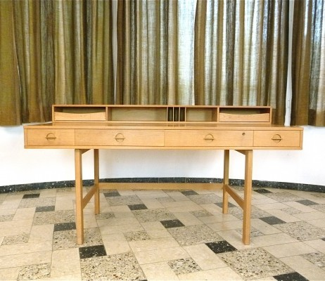 Partner writing desk by Jens Quistgaard for Løvig Nielsen, 1960s