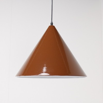 Large Billiard hanging lamp by Arne Jacobsen for Louis Poulsen, 1950s