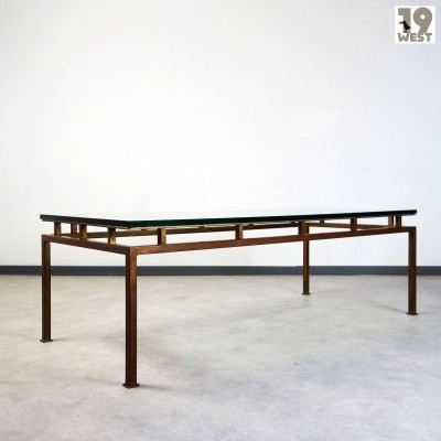 Coffee table from the sixties by unknown designer for Deutsche Werkstatten