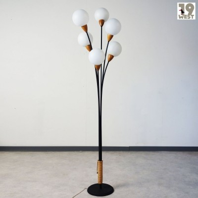Floor lamp from the sixties by unknown designer for unknown producer