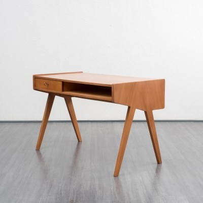 Writing desk from the fifties by Helmut Magg for unknown producer