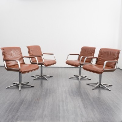 6 x Stereo 2000 office chair by Wilkhahn, 1960s
