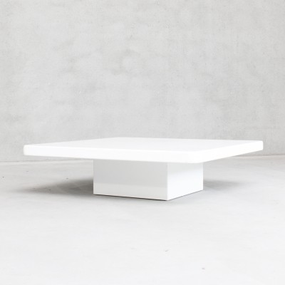 Coffee table from the sixties by De Sede Design Team for De Sede