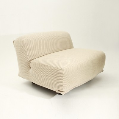 4 Fiandra lounge chairs from the seventies by Vico Magistretti for Cassina