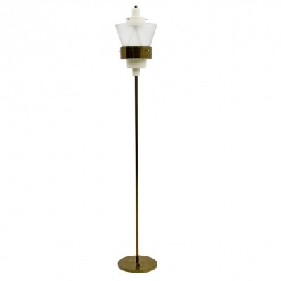 Stilnovo floor lamp, 1950s