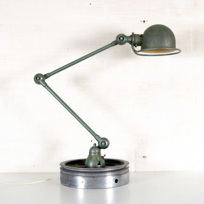 Jieldé desk lamp, 1930s