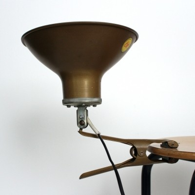 Clamping desk lamp by Cifo, 1970s