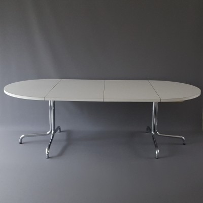 S1052 dining table from the eighties by unknown designer for Thonet