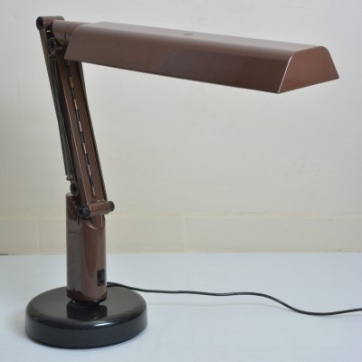 Lucifer desk lamp by Tom Ahlström & Hans Ehrich for Fagerhults, 1970s