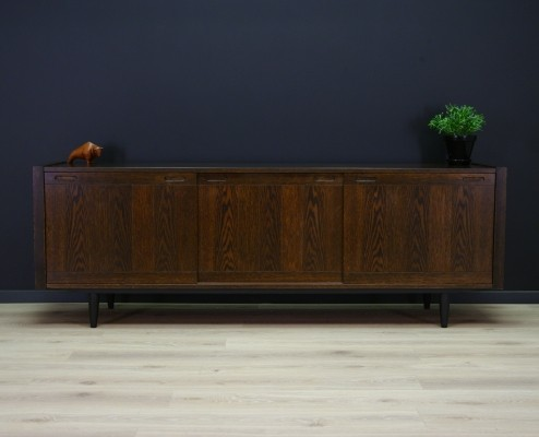 Sideboard from the seventies by unknown designer for Skovby Mobelfabrik