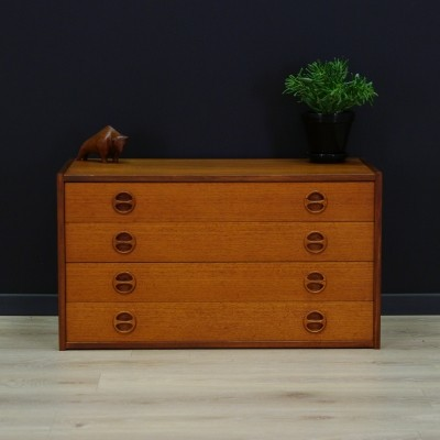 Hanging chest of drawers, 1970s