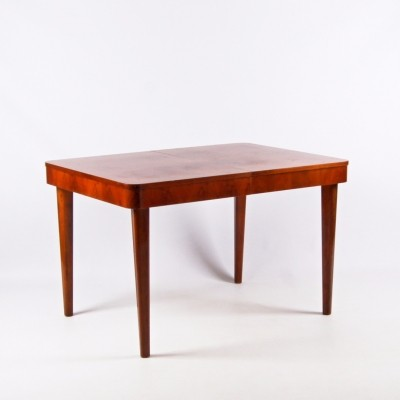 Dining table from the forties by Jindřich Halabala for Spojene UP Zavody
