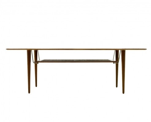 FD 516 coffee table from the fifties by Peter Hvidt & Orla Mølgaard Nielsen for France & Daverkosen