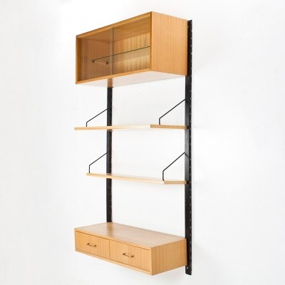 Royal wall unit from the fifties by Poul Cadovius for Cado