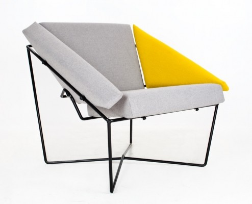 Van Speyk lounge chair by Rob Eckhardt, 1980s