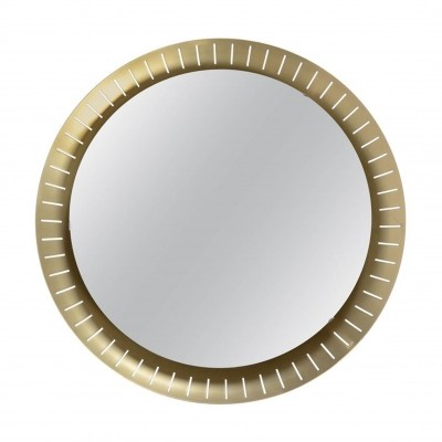 5 mirrors from the sixties by unknown designer for Stilnovo