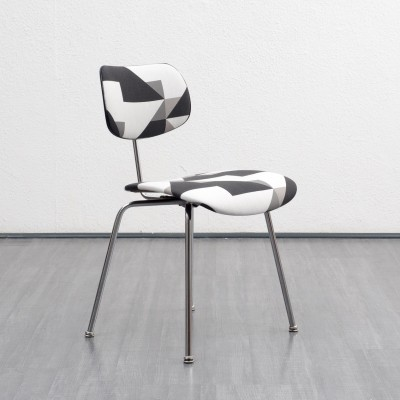 4 x dinner chair by Egon Eiermann for Wilde und Spieth, 1950s
