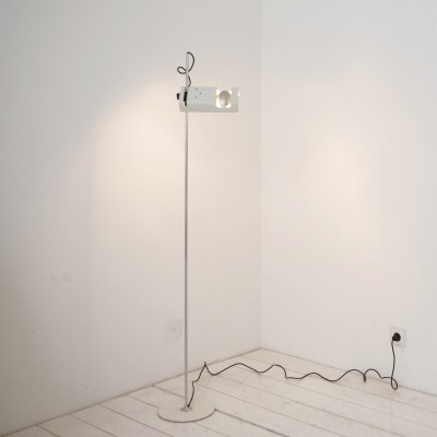 Spider floor lamp from the sixties by Joe Colombo for Oluce