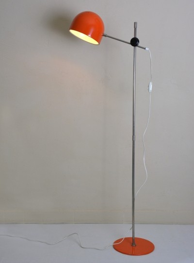 Model 321 floor lamp by Hemi, 1970s