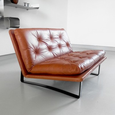 Model 663 sofa from the seventies by Kho Liang Ie for Artifort