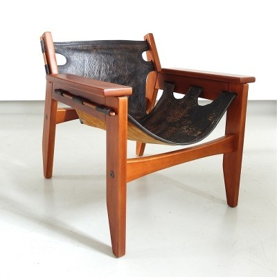 Lounge chair by Sergio Rodriques for OCA, 1970s