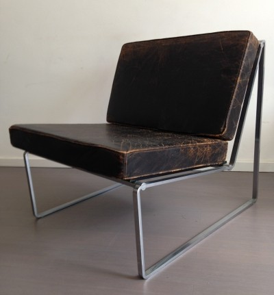 2 model 024 lounge chairs from the sixties by Kho Liang Ie for Artifort