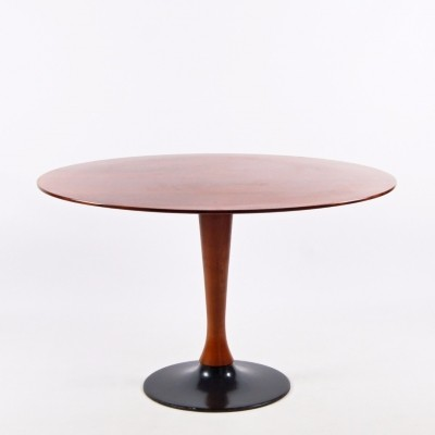 Dining table from the seventies by unknown designer for Dřevotvar Jablonné Nad Orlicí