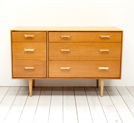 Concord chest of drawers by John & Sylvia Reid for Stag, 1960s