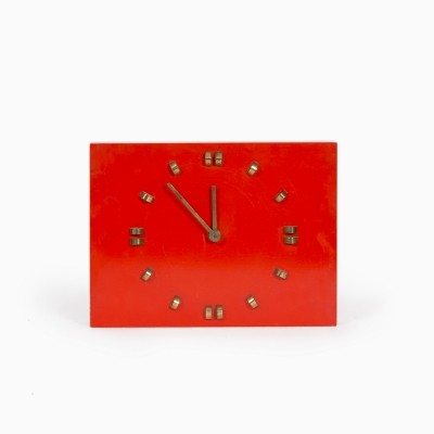 Clock from the eighties by unknown designer for unknown producer