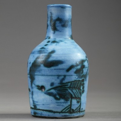 Vase from the fifties by Jacques Blin for unknown producer