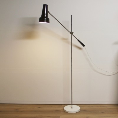 Floor lamp from the sixties by Willem Hagoort for unknown producer