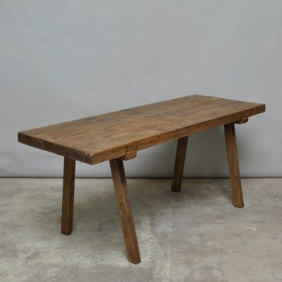 Vintage dining table, 1940s